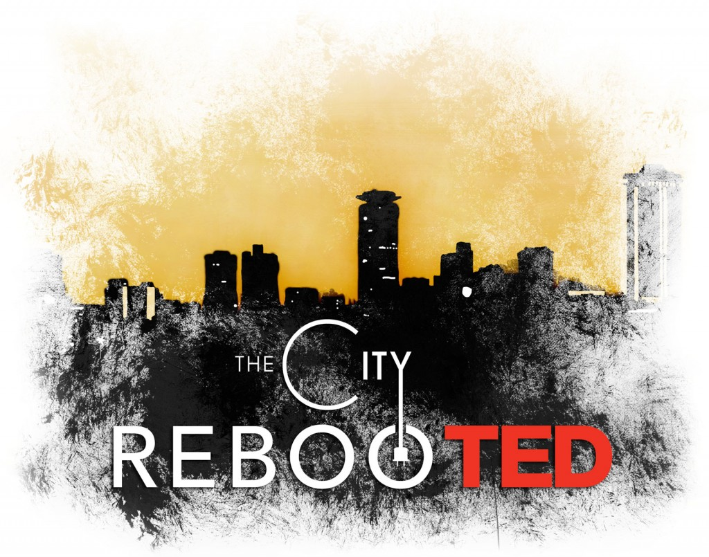 City Rebooted Logo